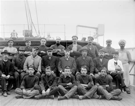 important members   ships crew animals san francisco maritime national historical park