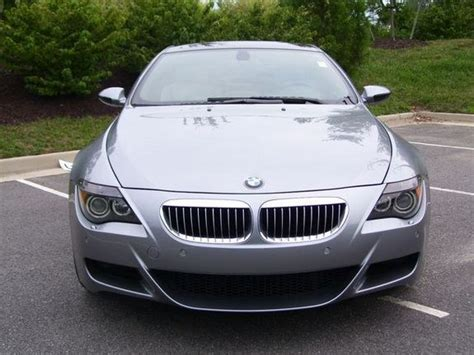 teamsilvrd 2006 bmw m6 specs photos modification info at