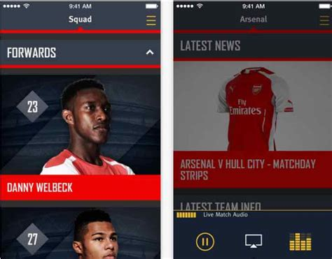 arsenal news transfer arsenal 2015 16 fixtures transfer news within app update
