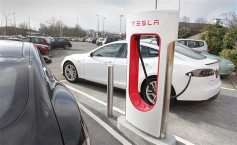 tesla opens 20th supercharger station in uk