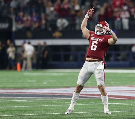 Www Mba Records Basketball Mayfield oklahoma football baker mayfield breaks ou record for