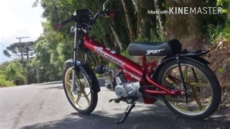 Bike Top top bike 49cc vermelha