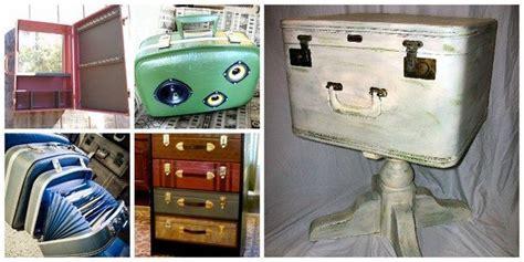 Repurposed Suitcases: Simple DIY Ideas for Decorating Your