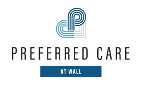 preferred care at home home preferred care at wall
