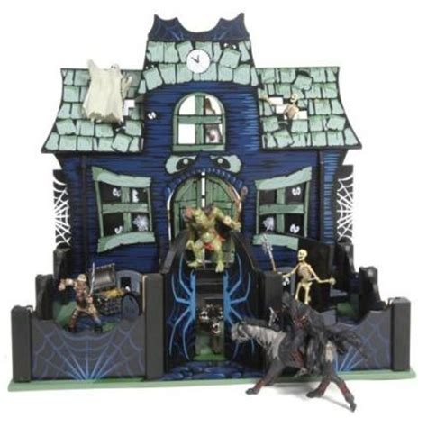 haunted house toy haunted house toy haunted house playsets great for halloween or as gifts