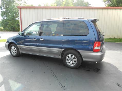 Kia Minivan 2004 2004 Kia Sedona Ex Buffyscars