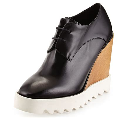 oxford wedge shoes trend report the return of the oxford purseblog