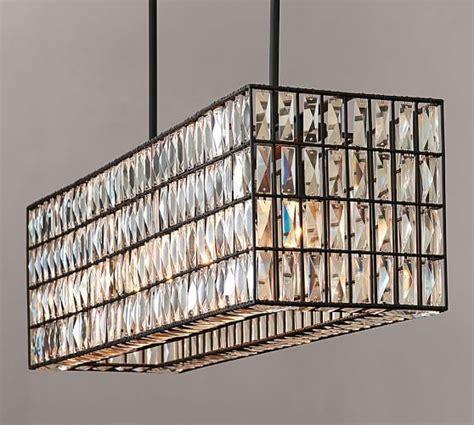 rectangular light fixture for dining rooms rectangular best 25 rectangular chandelier ideas on pinterest