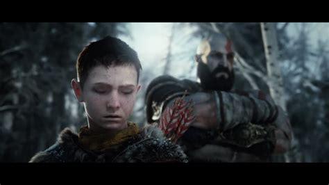 wann kommt god of war der film god of war kratos und atreus k 228 mpfen im neuen werbespot