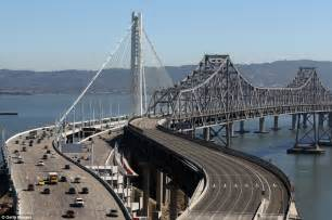 what to do in san francisco for new years new san francisco oakland bay bridge opens after 12 years