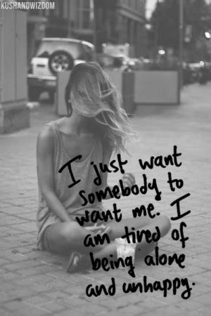 Tired Of Being Alone Quotes. QuotesGram