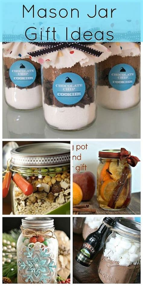 most amazing mason jar gift ideas ever mason jar gifts