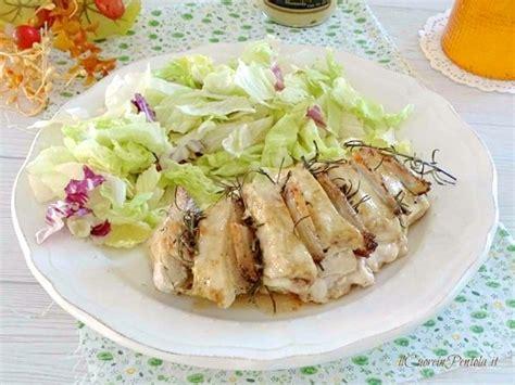 ricette come cucinare petto di pollo intero petto di pollo intero al forno ricetta il cuore in pentola