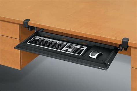 Deskready Keyboard Drawer by Fellowes Designer Suites Deskready Keyboard Drawer