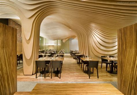25 most beautiful restaurant designs and bar interior designs