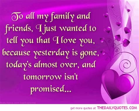 quotes for family and friends friendship quotes sayings pictures and images