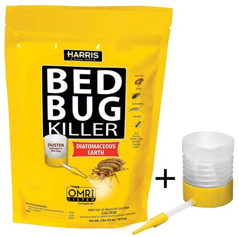 bed bug dust diatomaceous earth 5 best bed bug powder pest survival guide