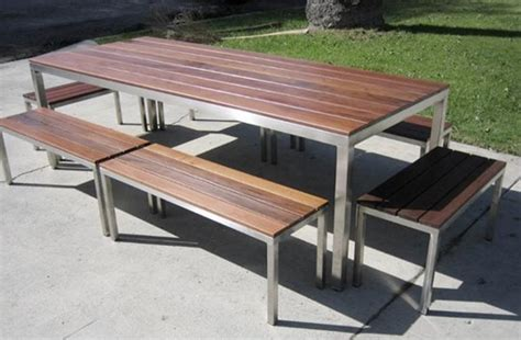 outdoor dining benches teak outdoor dining table and benches teak outdoor