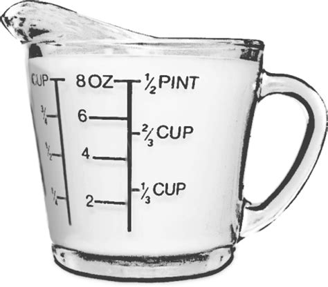 measuring cup clipart measuring glass clipart clipground