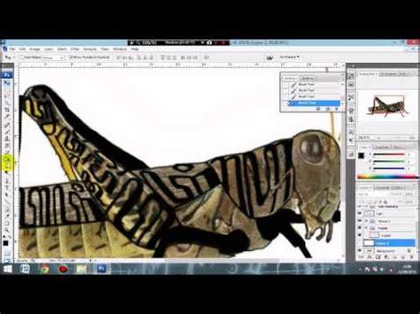 tutorial kaligrafi youtube tutorial membuat kaligrafi bahasa jawa dengan photoshop