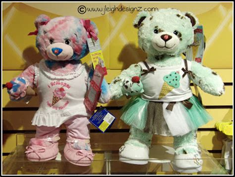 How Long Do Build A Bear Gift Cards Last - build a bear s all new limited edition ice cream bears collection review gift card