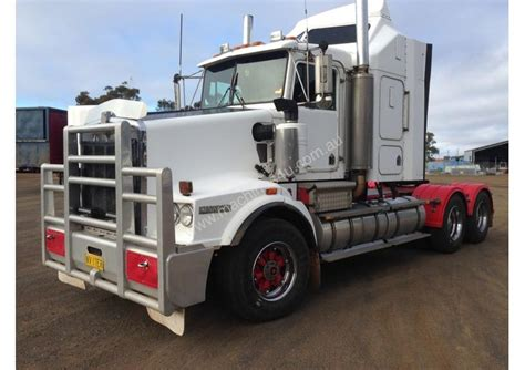 kenworth t650 specifications used 1996 kenworth t650 day cab trucks in brocklehurst nsw