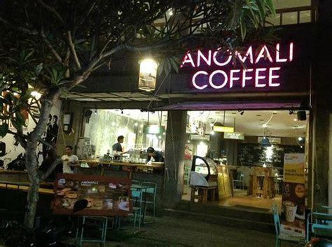 Anomali Coffee Bali anomali coffee ubud gianyar restaurant reviews phone