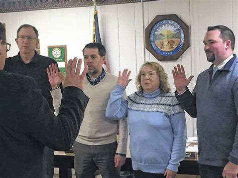 Morrow County Court Search Brucker Joins Mount Gilead Council Morrow County Sentinel