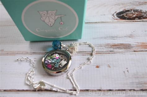 Origami Owl Living Lockets Reviews - origami owl living locket necklace personalized keepsake