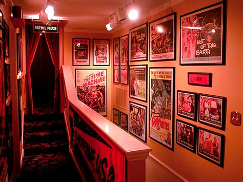 horror themed home decor diy reader home theater kern sound vision