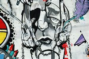 Psychedelic Wall Murals urban art thriving downtown phoenix inc