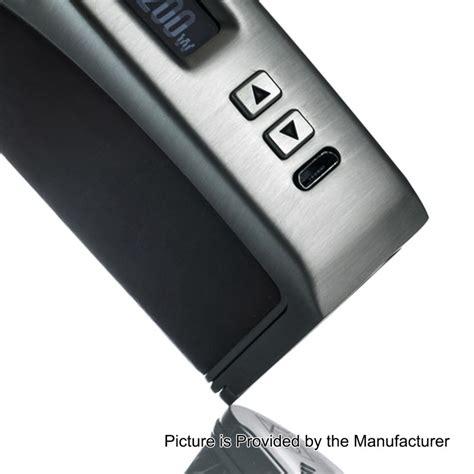 Exus Ark 200w By Thinkvape Mod Only Authentic authentic think vape exus ark 200w tc vw variable wattage box mod