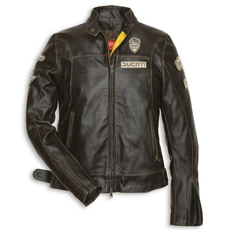 moto style jacket ducati historical women s leather jacket 98768668