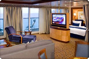 radiance of the seas two bedroom suite owner s suite on radiance of the seas royal caribbean