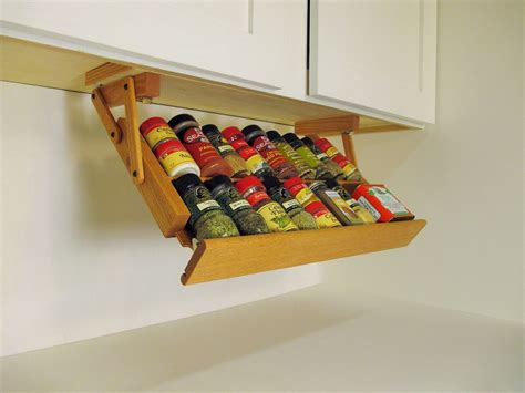 The Cabinet Spice Rack by Now On Sears Ultimate Kitchen Storage