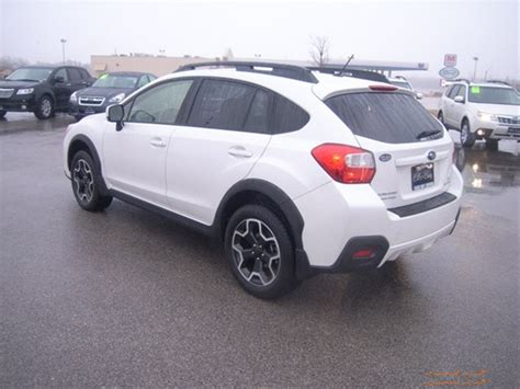 subaru xv white subaru xv crosstrek price modifications pictures moibibiki