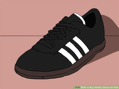 3 ways to buy athletic shoes for wikihow