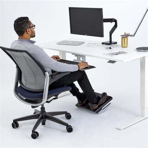 standing desk foot rest desk foot rest adjustable height footrest under desk