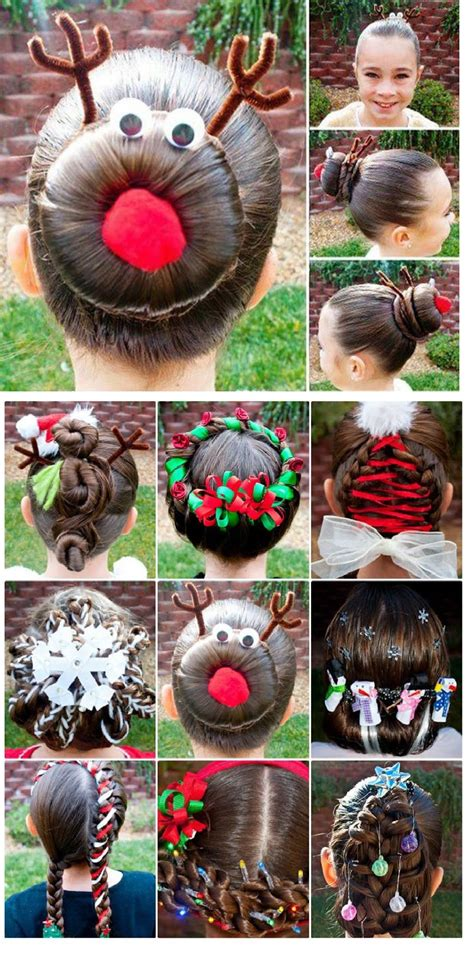 1000 images about hair ideas on pinterest christmas