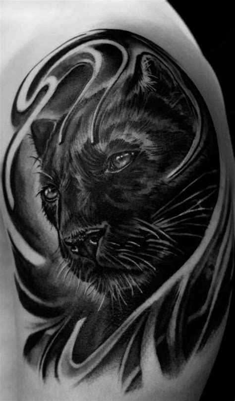 black jaguar tattoo panther tattoos black panther by neos projects