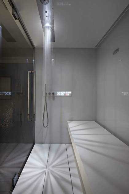 doccia spa bagno turco per cromoterapia con doccia sweet spa xl