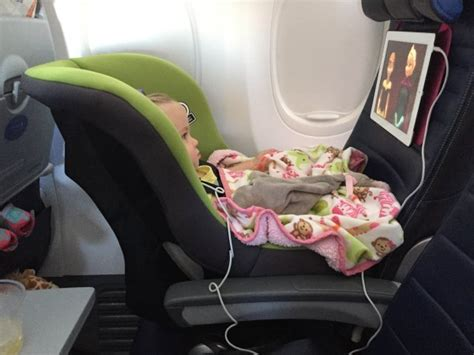 car seat for 2 year on airplane which car seat should i take for airplane trip to florida