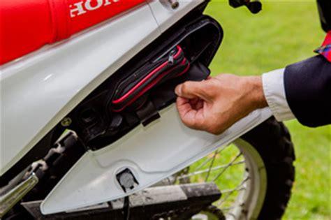 Motorrad Gabel Weicher Machen by Honda Crf250l Testbericht