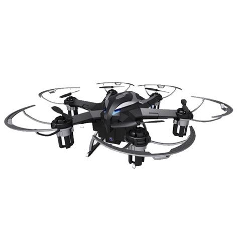 idrone i6s hexacopter drone 6 axis 2 0mp 720p black