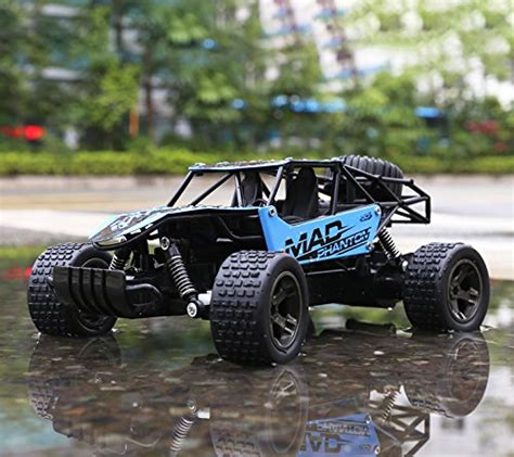 Die Cast High Speed 143 remote truck rc cars all terrain remote high speed telecar offroad 2 4ghz 2wd