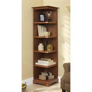 Corner Cabinet Bookshelf Corner Bookcase Woodworking Plan From Wood Magazine