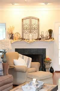 mantel decorating ideas 87 exciting fall mantel d 233 cor ideas shelterness