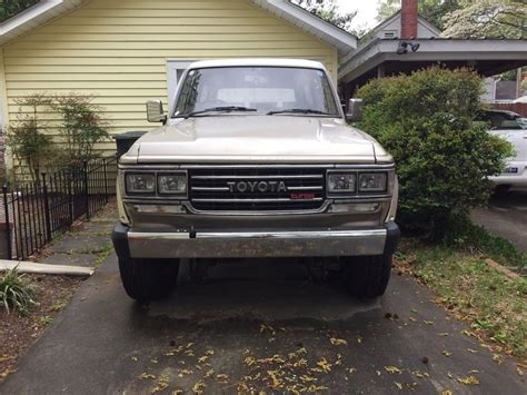 toyota turbo diesel 1988 toyota land cruiser turbo diesel for sale