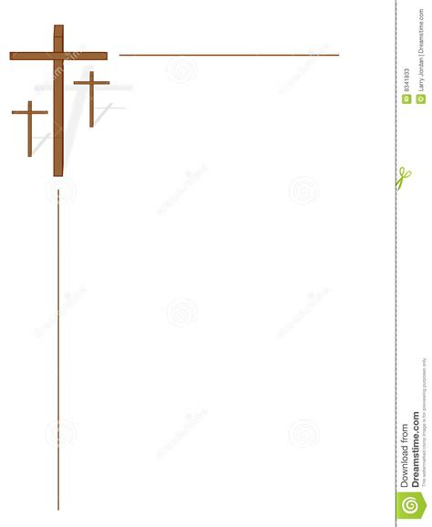 tres cruces en blanco fotos de archivo imagen 8341833