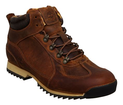 timberland classic boots timberland classic hiker boot in brown for lyst